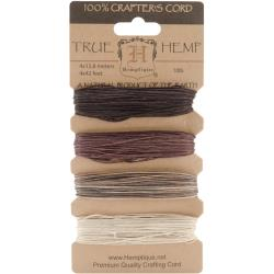 Hemptique Hemp Cord Card Earthy