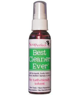 ScraPerfect Best Cleaner Ever 2oz
