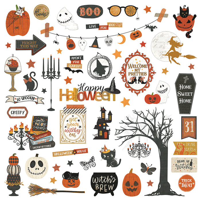 Photoplay All Hallows Eve 12 x 12 Collection Pack