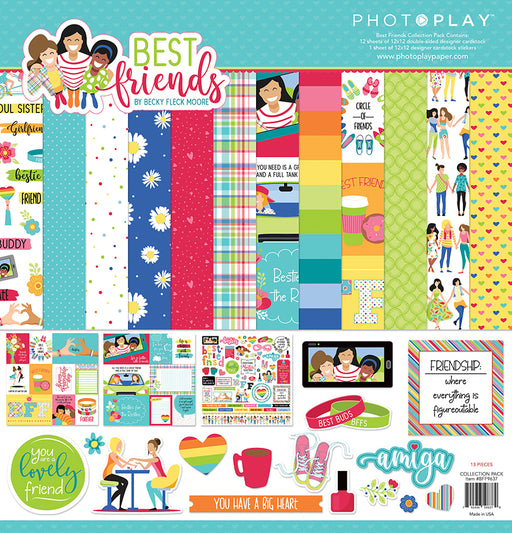 Photoplay Best Friends Collection Pack