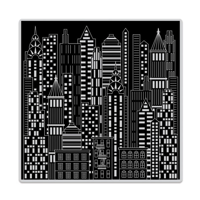 Hero Arts Urban Skyline Bold Prints