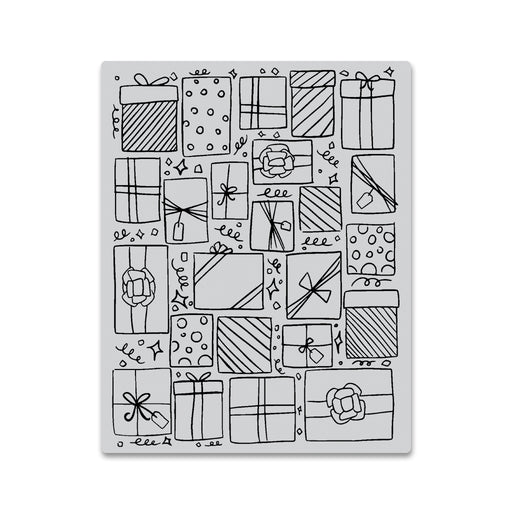 Hero Arts Presents Background Cling Stamp