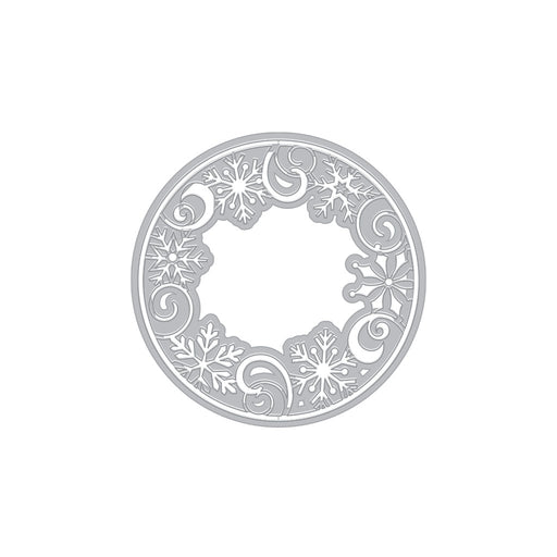 Hero Arts Snowflake Medallion Fancy Die
