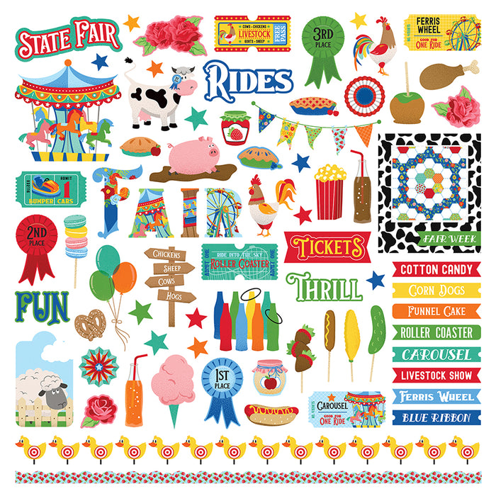 Photoplay State Fair 12 x 12 Collection Pack