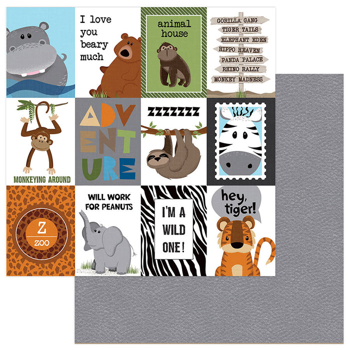 Photoplay We Bought a Zoo 12 x 12 Collection Pack