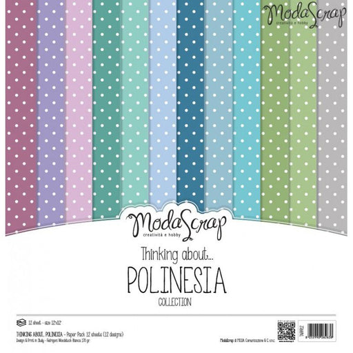 ModaScrap - Thinking About Polinesia