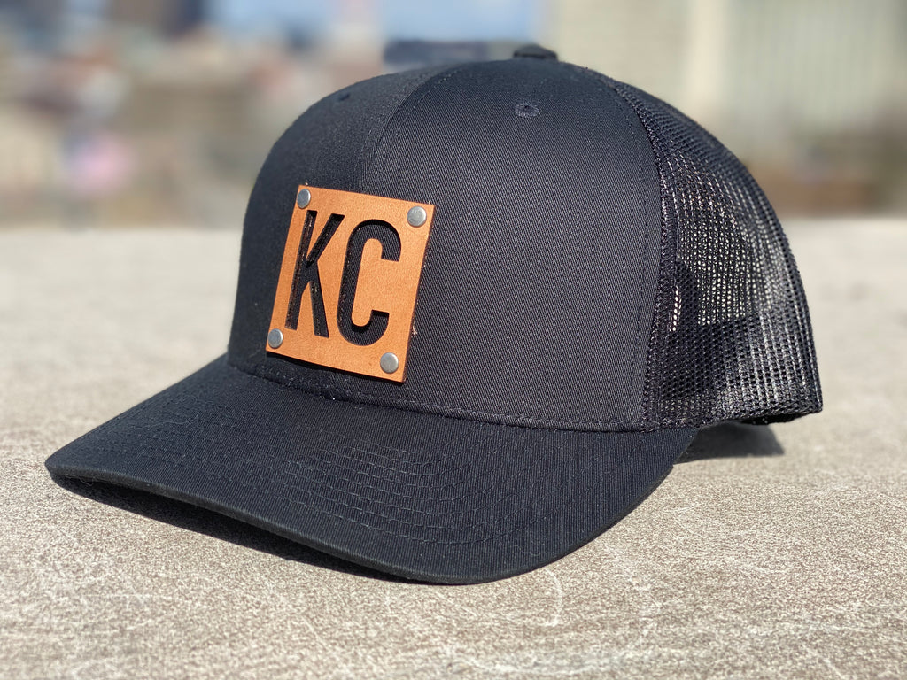 Black KC Hat