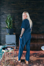 The Ford Jumpsuit in Blue
