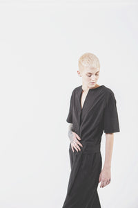 The Ford Jumpsuit in Black