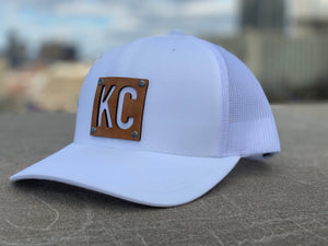 White KC Hat