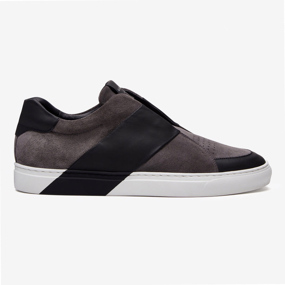 Bolt Suede/Tech Leather Grey