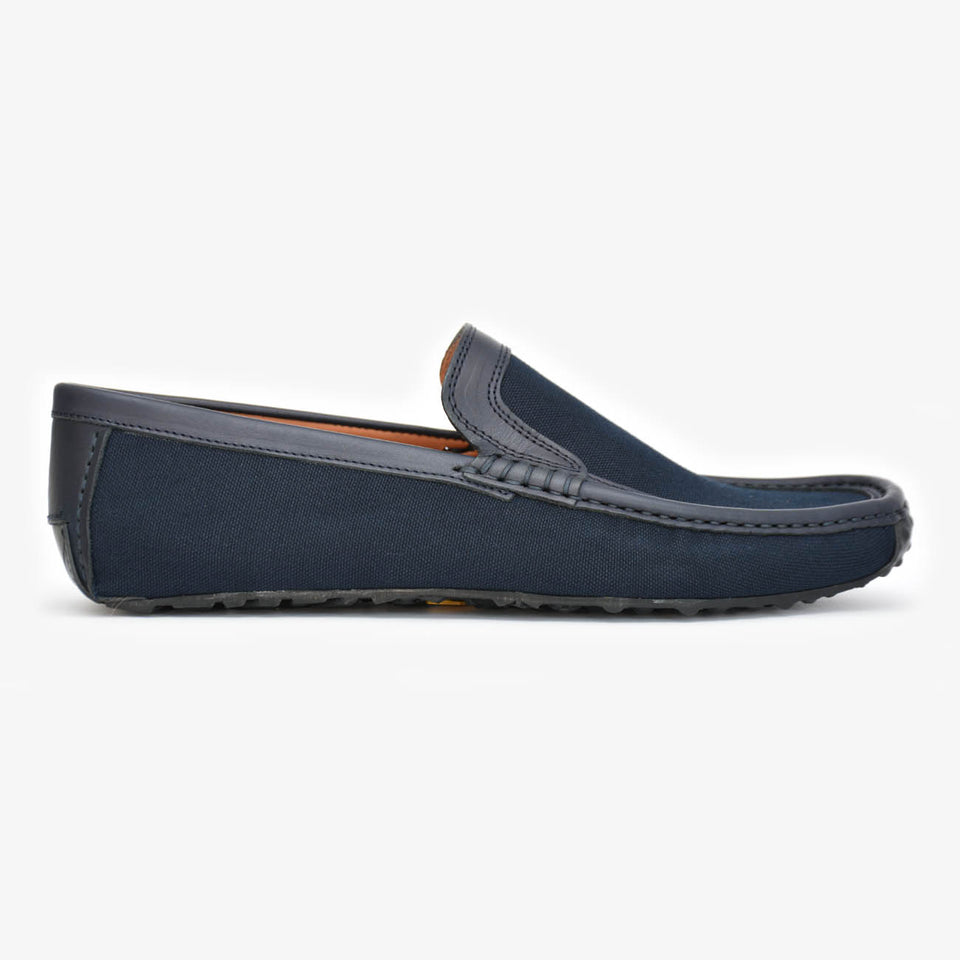 Jet Moc 5 Canvas Midnight