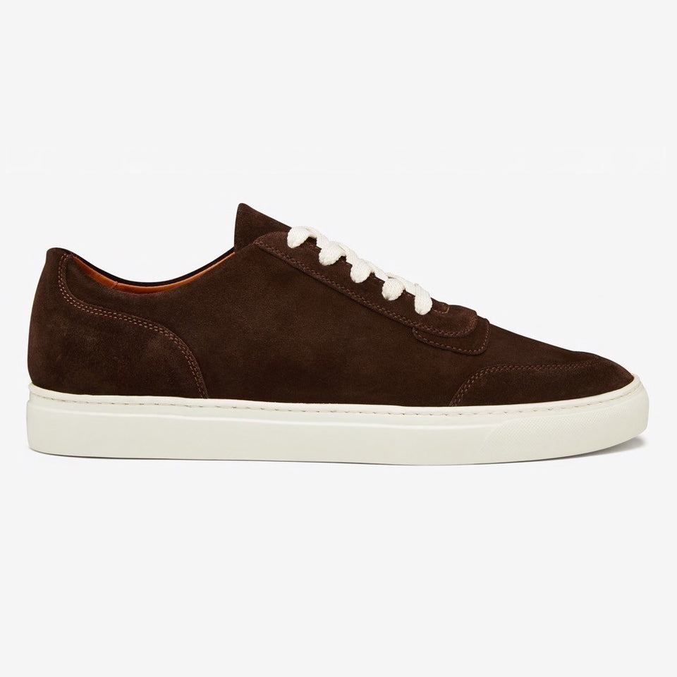 Nimble Suede Dark Brown