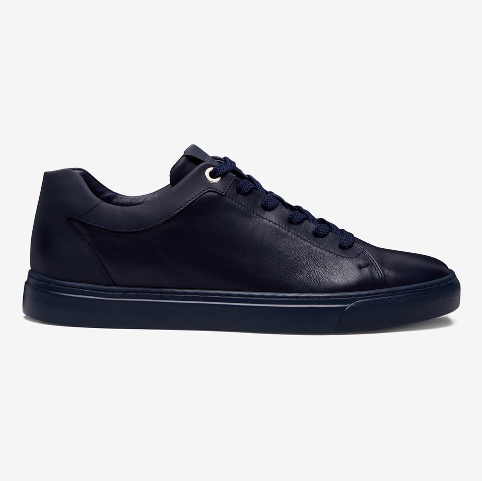 Tom Nappa/Tech Leather Navy