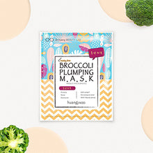 Load image into Gallery viewer, Broccoli Plumping Sheet Mask * 5ea