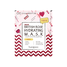 Load image into Gallery viewer, British Rose Hydrating Sheet Mask * 5ea