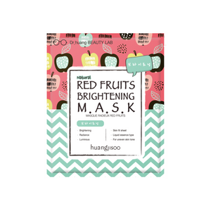 Red Fruits Brightening Sheet Mask * 5ea