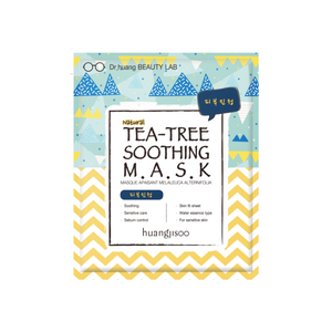 Tea-Tree Soothing Sheet Mask * 5ea