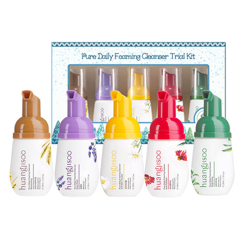 Pure Daily Foaming Cleanser Gift Set (30ml*5)