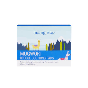 Mugwort Rescue Soothing Pads