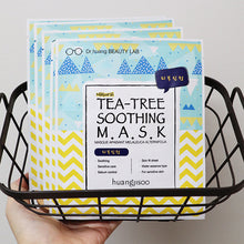 Load image into Gallery viewer, Tea-Tree Soothing Sheet Mask * 5ea