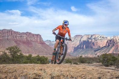 Rebecca Rusch Elected to the Mountain Bike Hall of Fame
