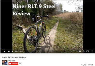 What others are saying: An independent review of the RLT 9 Steel