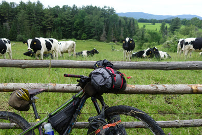 Bikepacking the Swiss Alps? A look at Nam's Preparation