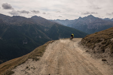 An Alpine Adventure: Bikepacking on gravel from Torino to Nice