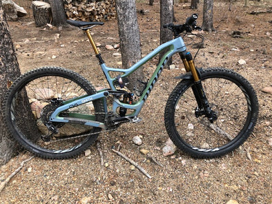 Talus Lantz RIP 9 RDO Bike Check