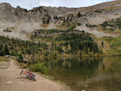 Exploring Crested Butte on Two-Wheels