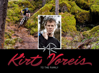 Kirt Voreis Hunts Down a Bike, and It's a Niner.