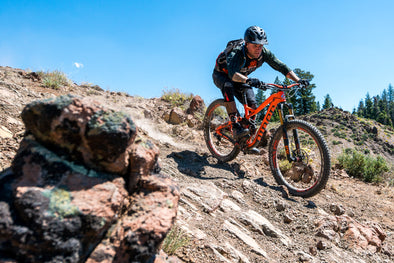 WHAT TYPE OF RIDER ARE YOU? A GUIDE TO HELP YOU SELECT THE RIGHT TRAIL BIKE
