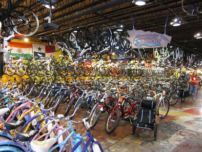 Featured Niner Dealer: University Bicycles