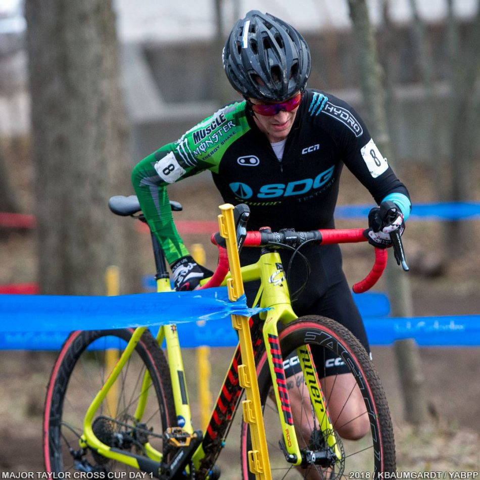 """2f2cc4ef7ea Major Taylor is definitely a """"local"""" race in my mind despite the two-hour  drive. The course is located at the Indy Cycloplex which is about a half a  mile ..."""