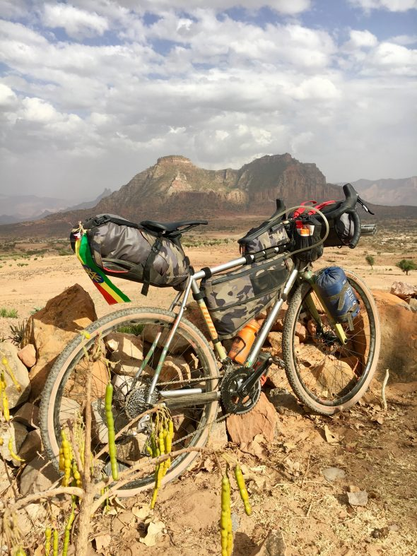Ethiopia bikepacking adventure trip