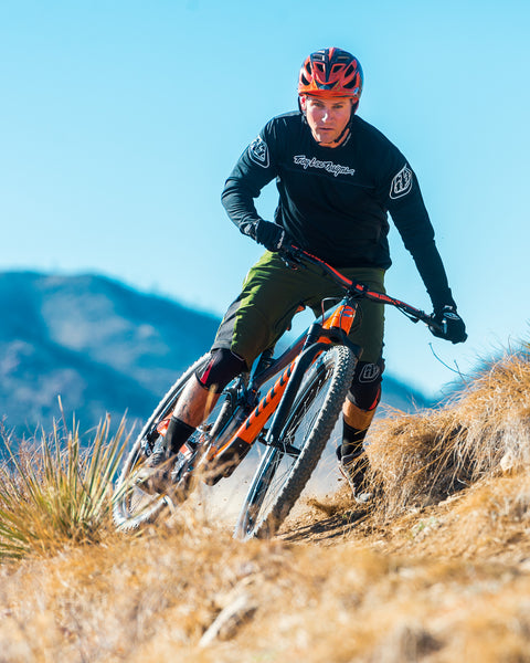Nate Adams Niner Bikes JET 9 RDO Committed to Dirt