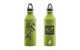 Niner/Mizu M8 PDI Stainless Bottle -Enduro Green