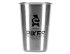 Niner Stainless Pint Glass - CalCo Bear