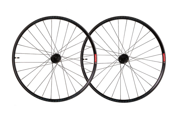 WHEELS - NINER ALLOY MTB SET - 110/148 - SHIMANO