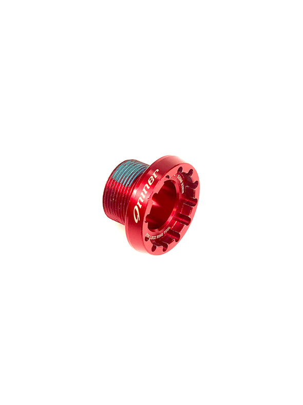 RIP RDO V1 Pivot Bolt - Red