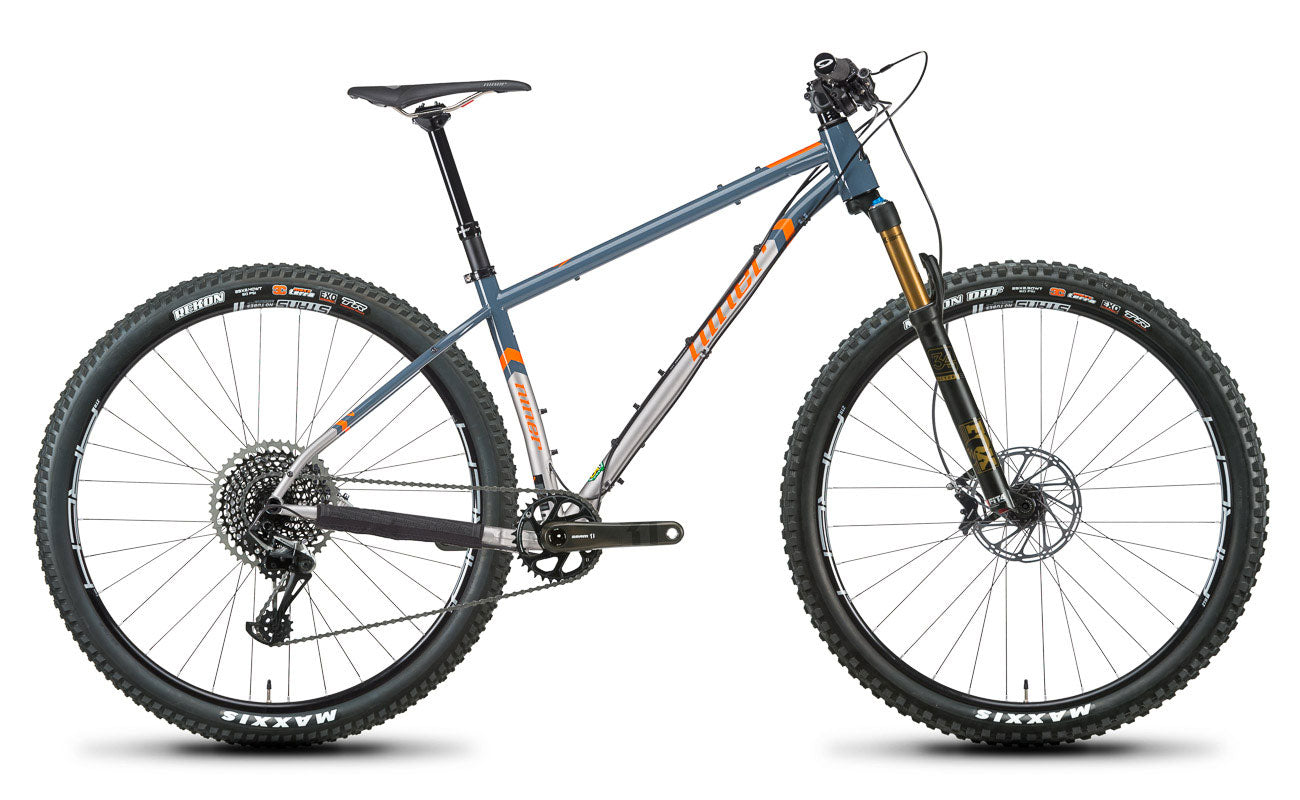 7cde5dc1b7d SIR 9 | Aggressive Steel Hardtail | Niner Bikes