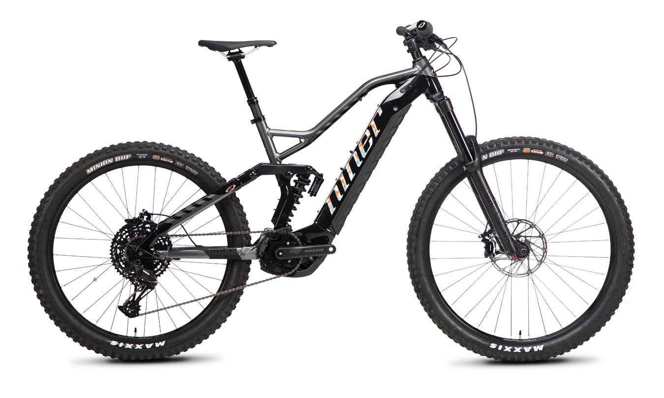 WFO e9 | E-Bike | Electric Mountain Bike | Niner Bikes