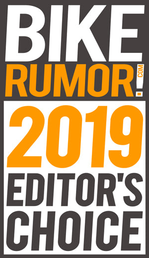 Bike Rumor Editors choice 2019 graphic