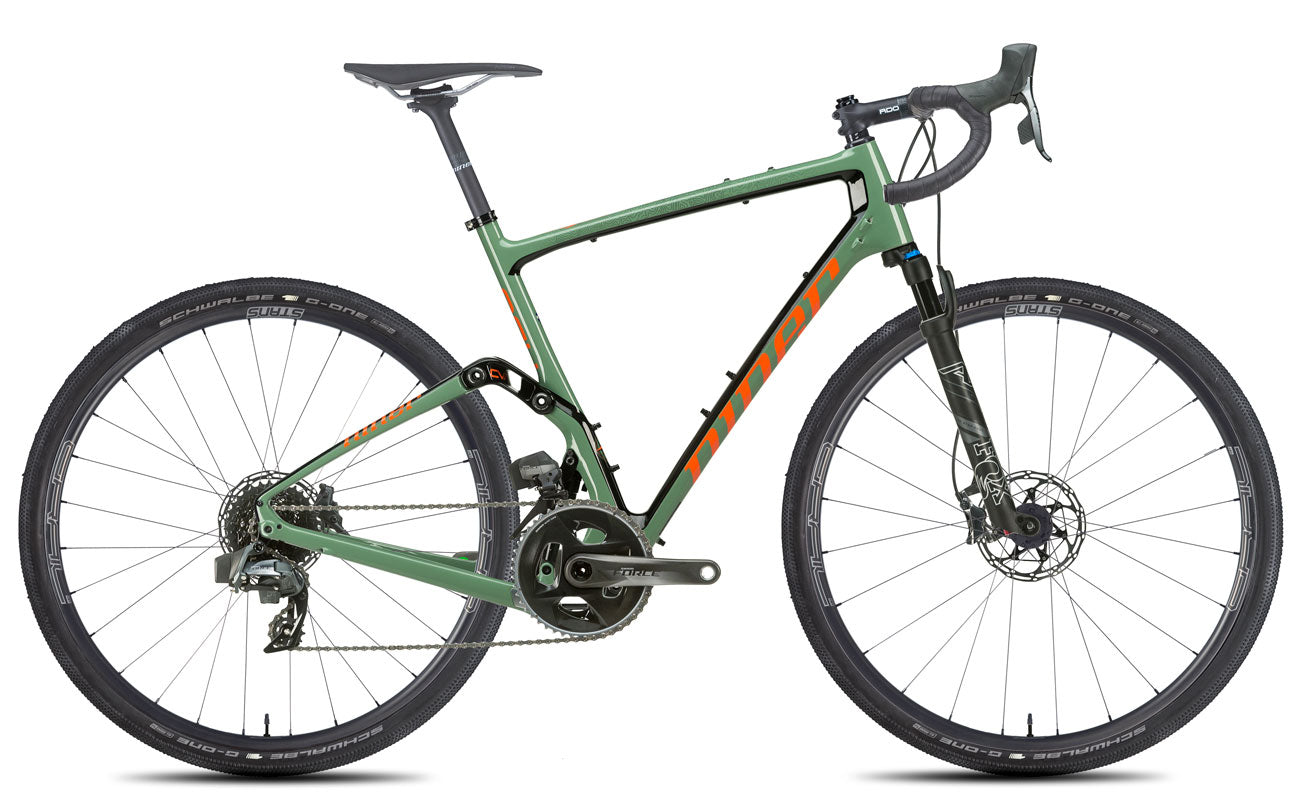 MCR 9 RDO gravel bike