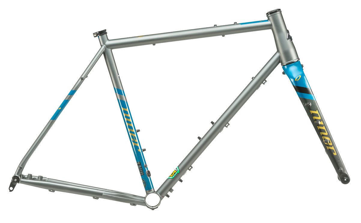 RLT 9 Steel bike frame
