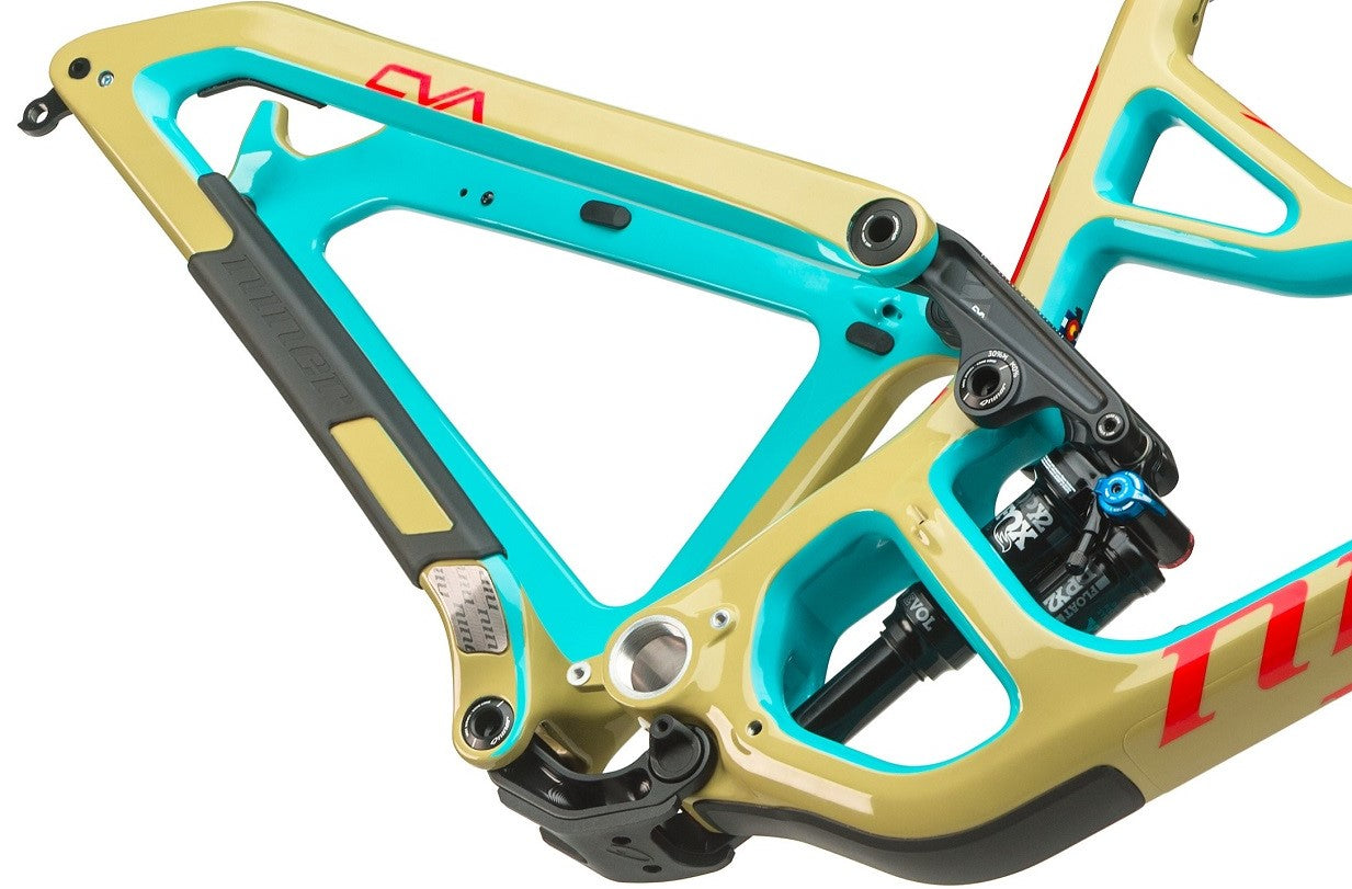 Niner Bike CVA Suspension