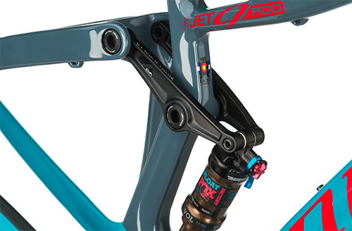 Niner JET 9 RDO Bike Frame Close up