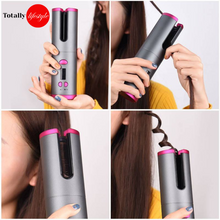 Load image into Gallery viewer, USB Hair Curler