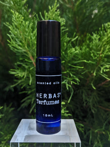 Scent + Benefit   An alternative to a traditional perfume, Terfumes® are terpene scented oils.